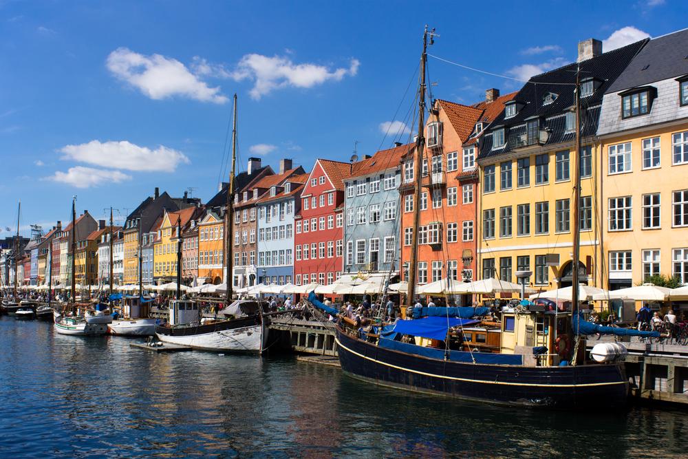 denmark top green cities