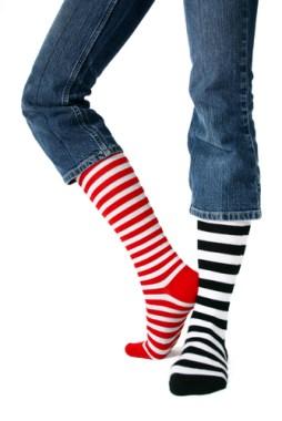 socks green diva style