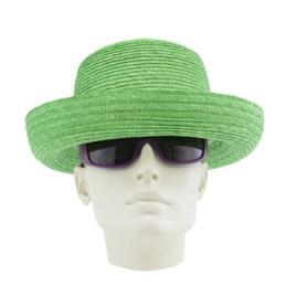 green style sunglasses