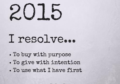 2015 resolution