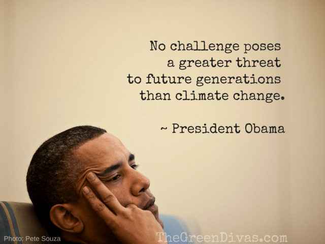 obama quote on climate change