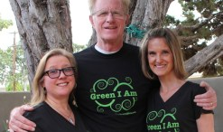 green diva meg and I with ed begley