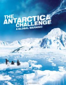 Poster - The Antarctica Challenge