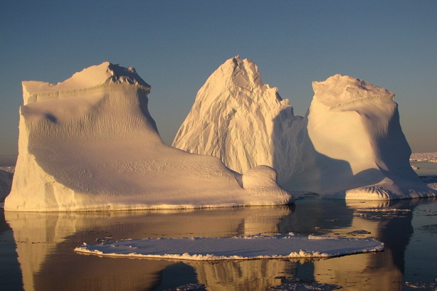 iceberg youth climate report