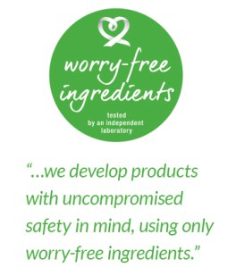 clean attitude worry free guarantee