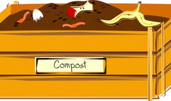why worm composting rocks