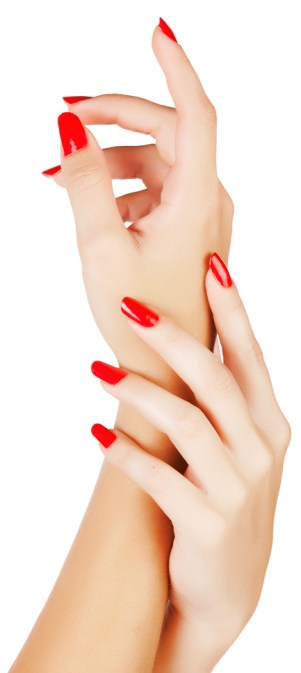 are gel manicures unhealthy?