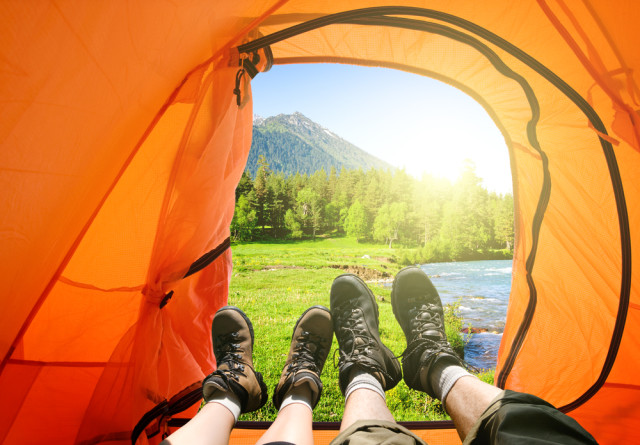 leave no trace in your outdoor adventures