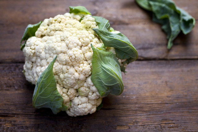 cauliflower for meatless mondays