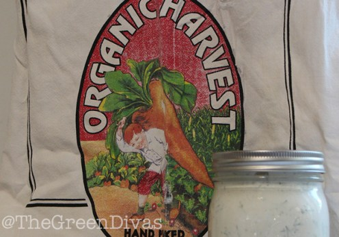 green diva meg's vegan tzatziki recipe