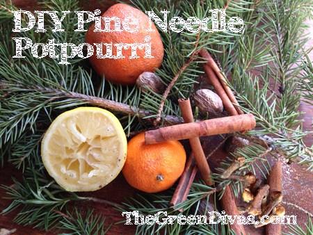 pine potpourri