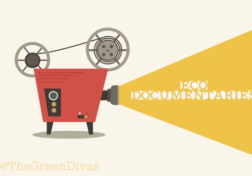 eco-documentaries illustration on the green divas