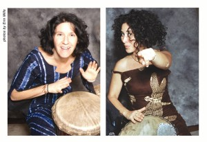 Yael Shacham & Lara Gonzalez - photo by Erin Mills