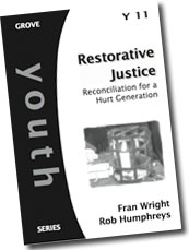 Restorative Justice Booklet Cover