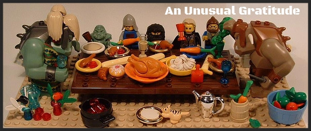 9 Unusual Gratitudes from 2013