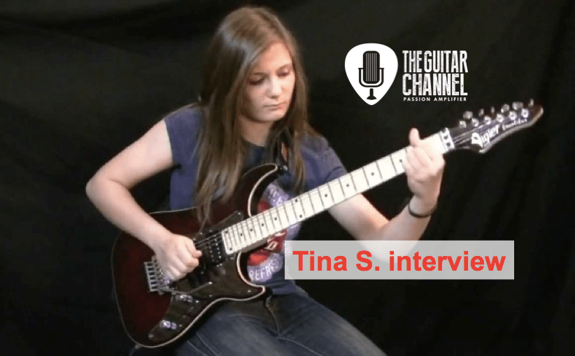 Tina S. interview: the 14 year old with 10 millions views on Eruption