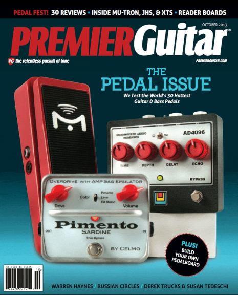 Couverture Premier Guitar Pimento