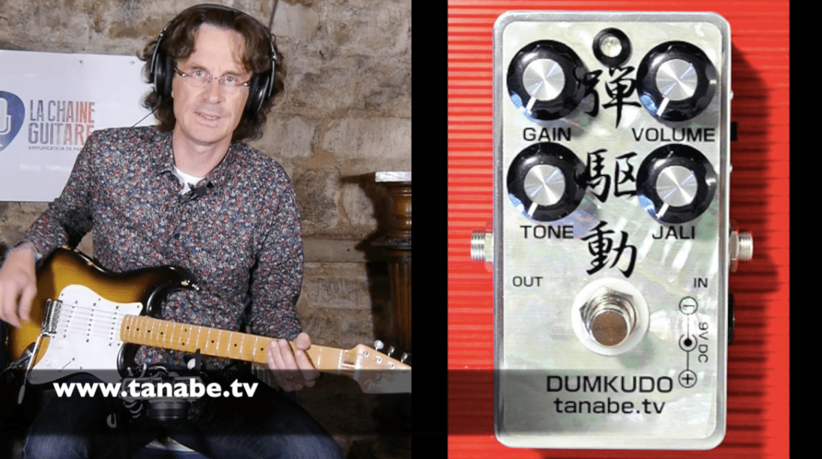 Dumkudo review, a great overdrive pedal from @tanabetv - Pedal Review