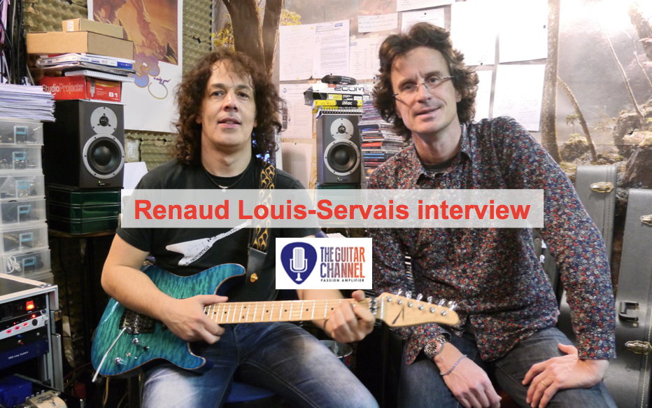 Discovery Interview: Renaud Louis-Servais (@RenaudLS) master of his Epic Circus