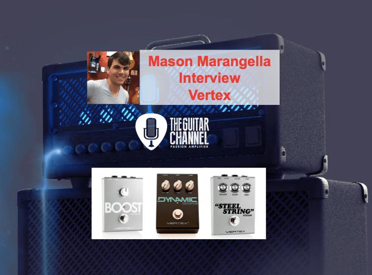 Mason Marangella interview - Vertex
