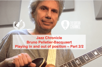 Playing in and out of position (part 2/2) by Bruno Pelletier-Bacquaert