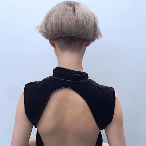 Undercut Back Of Head