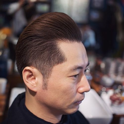 Jolly Medium Length Pompadour