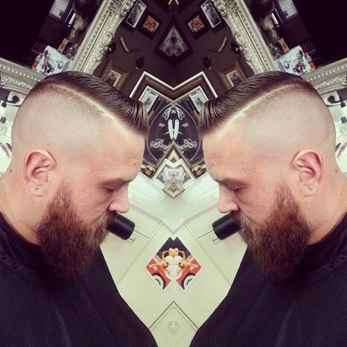 High and Tight Blade Fade