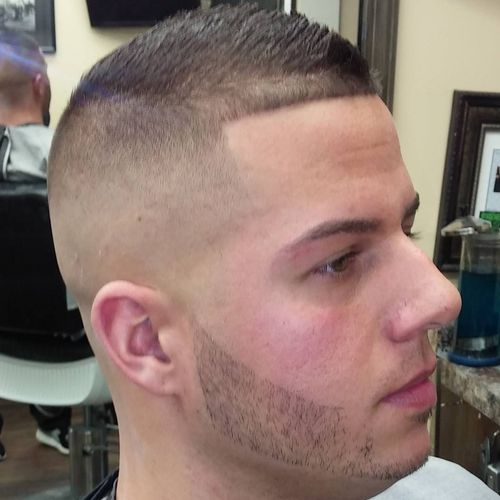 20 Faux Hawk Haircuts For Men