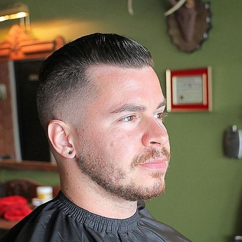 25 high and tight haircuts the hair style daily high and tight style for balding men urmus Images
