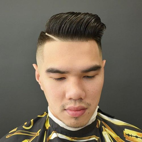 High and Tight Cut with Hardpart