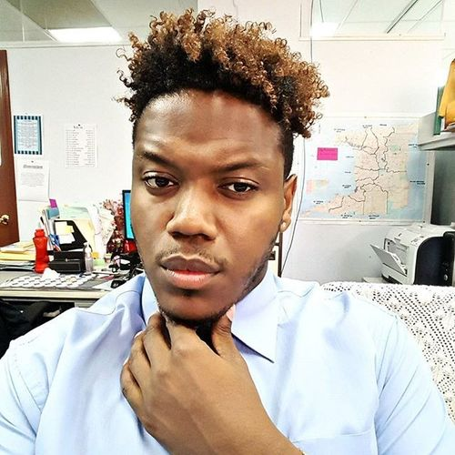 Black Man Natural Hair Style Endearing 80 Trendy Black Men Hairstyles And  Haircuts In 2017