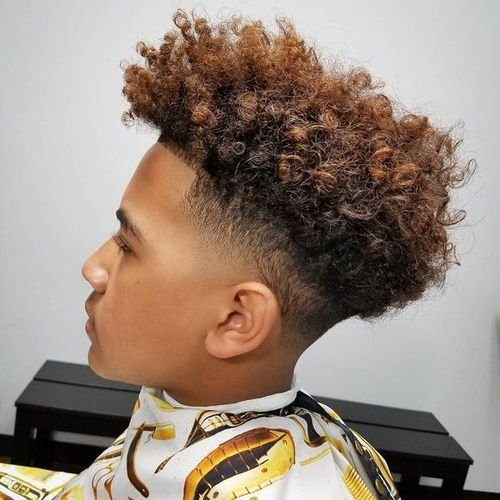 Best taper fade haircuts for men nappy taper fade urmus Image collections
