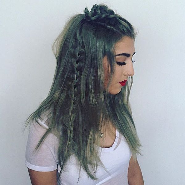 Cool Summer Boho Braids
