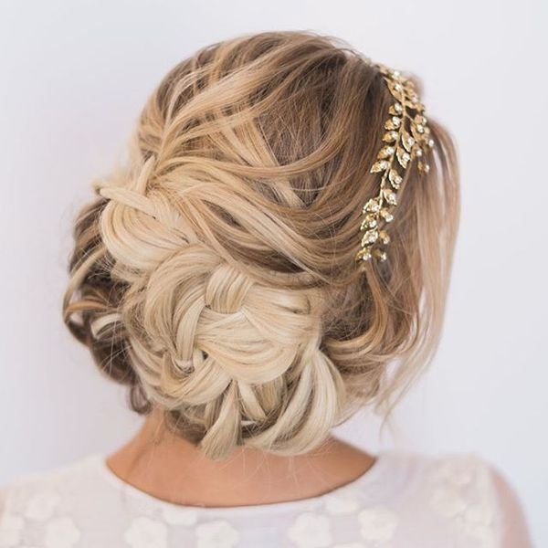 Braided Bridal Carelessness