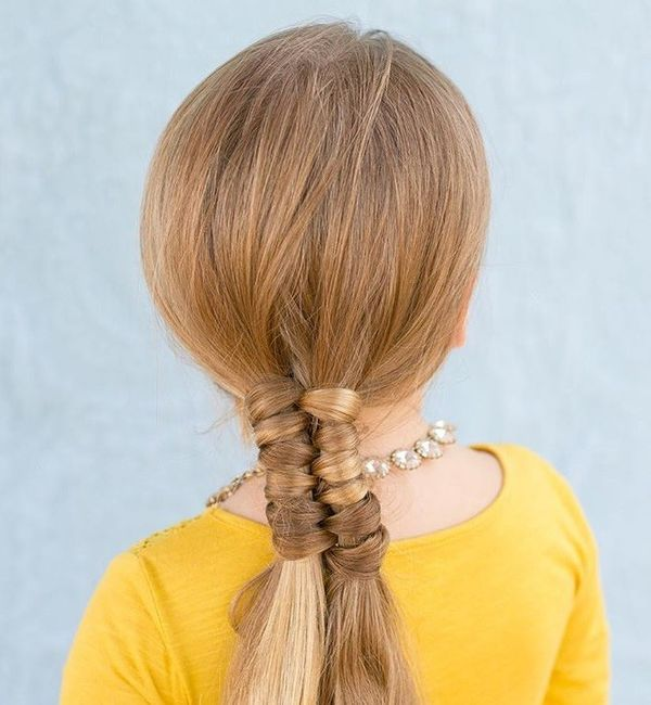 Simple and Sweet Infinity Braid
