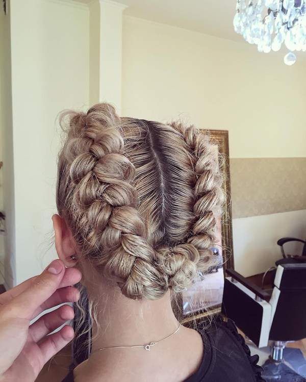 Top 60 Cute Braids Hairstyles for Long Hair in 2018