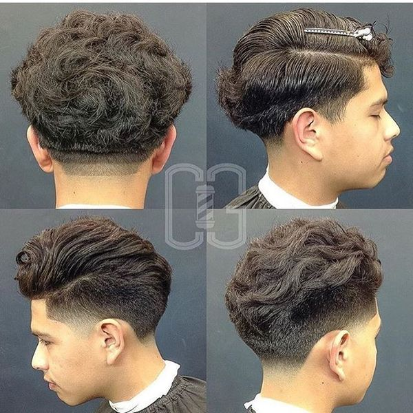Very Thick Wavy Hairstyle