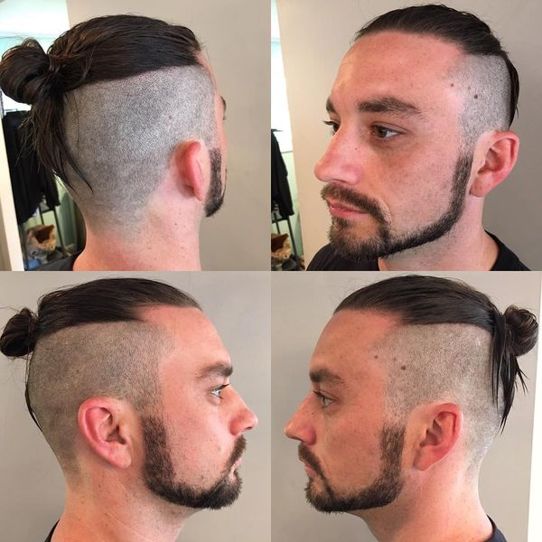 24 The high and tight undercut