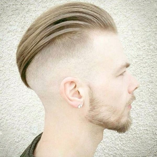 7 Slick Style for Long Top Hair