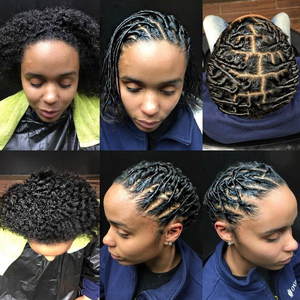 Cornrows Coming into Fabulous Twisted Braided Arrangements3