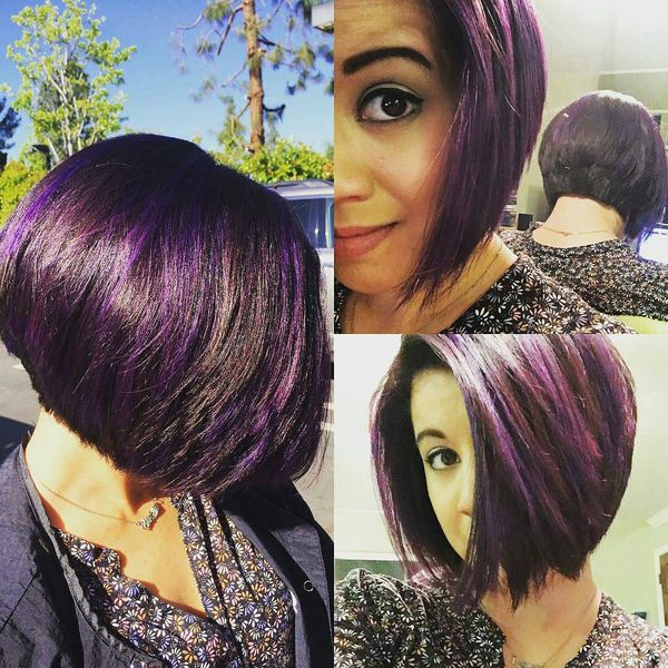 Fantastic Purple with Traditional Black0