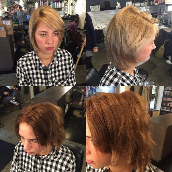 Stunning Multilevel Bob with Soft Waves0