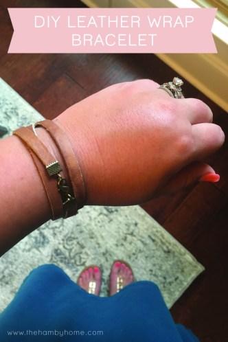 DIY Leather Wrap Bracelet_V