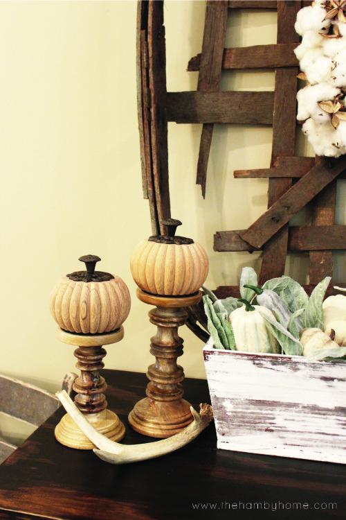 wooden-and-iron-pumpkin-candlesticks