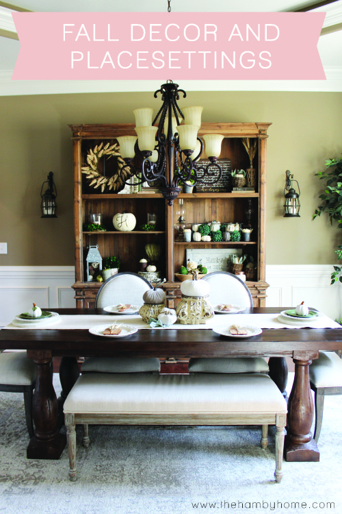 fall-decor-and-placesettings