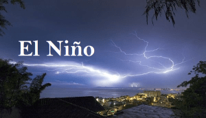 Prepare your home for El Niño