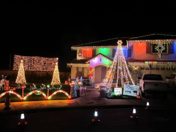 operation Chrsitmas Lights