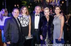 Federico Compean, Tania Lopez, Alejandro Garza, Raquel Bessudo y Karen Nichols