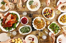razones para celebrar thanksgiving